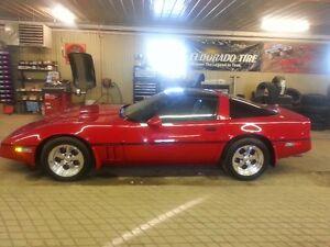 1986 Chevrolet Corvette Convertible