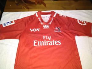 South African Lions Rugby - Men's M - Excellent condition