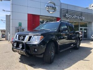 2015 Nissan Frontier Crew Cab PRO-4X, 1 OWNER LOCAL VEHICLE!