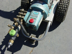 WANTED Dead (Industrial) Pressure washer with 230V 1PH Motor