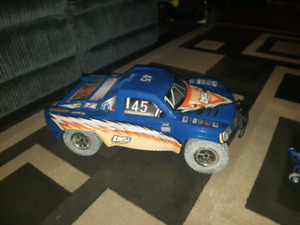 Team Losi strike new condition with box Trades for rc?