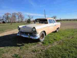 1956 Ford - Project Car