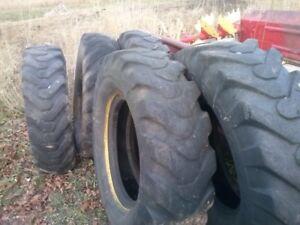 Loader Tires