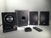 TEAC hi-fi stereo system cd-x10i