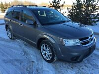 2013 Dodge Journey R/T - Heated Leather - $181 B/W GST Included