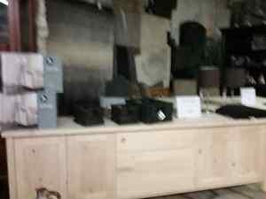 Live edge wood, furniture, barnbeams plus 600 booths  Cambridge Kitchener Area image 8