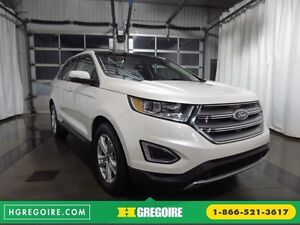 2016 Ford EDGE SEL AWD NAVI TOIT PANORAMIQUE CAMÉRA BLUETOOTH
