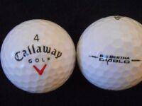 Callaway Mixed Model Golf Balls x 125 A Grade