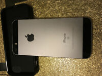 Unlocked Gray iPhone SE 64 GB for sale