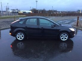 "FORD FOCUS 1.6 SPORT 5 DOOR 2010 ""60"" REG 75000 MILES"