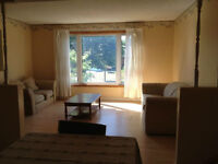 SEPT 1ST 8 MONTH CLEAN AND BRIGHT STUDENT HOME- AVAILABLE FOR