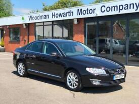 2015 65 VOLVO S80 2.0TD SE LUX GEARTRONIC AUTO SALOON 181 BHP