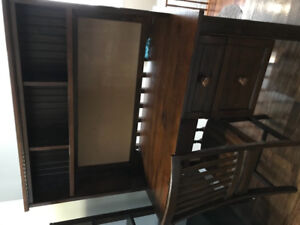 Pottery Barn Desk, Hutch, Chair and Activity Table