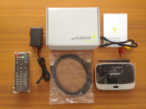 Android TV player with XBMC