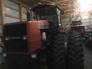 1996 CASE 9350 4WD tractor
