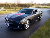2012 CHEVROLET CAMERO RS 45TH ANNIVERSARY SPECIAL EDITION, V6 (323 BHP) AUTO