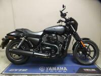 2020 70 Harley-Davidson Street 750 Black