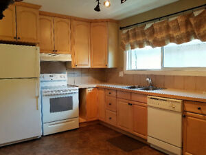 Renovated, upstairs Suite, 3 bed, 1 and half baths St Albert