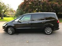 Ford Galaxy 2.0TDCI GHIA 140PS (black) 2010