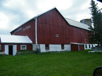 BARN REPAIRS & PAINTING ALL TYPES