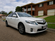 2011 TOYOTA CAMRY HYBRID LUXURY REGO RWC Carindale Brisbane South East Preview