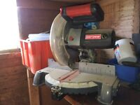 10 inch compound mitre saw