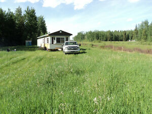 5 Ac. LOT & MOBILE HOME
