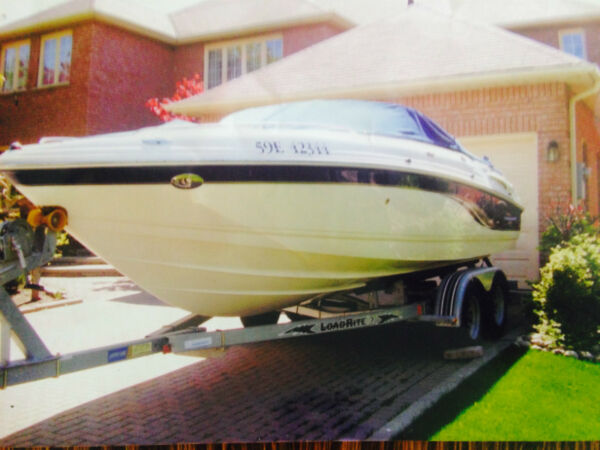 2003 Chaparral SSI 220 Bowrider