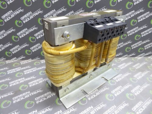 USED Trans Coil Inc. KLR80ATB Sine Guard Three Phase Line Reactor