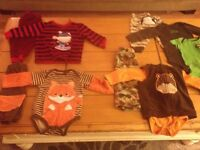Boys clothing 3-9 months
