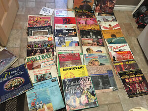 Old vinyl lp record  albums for sale 100 plus albums