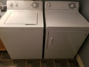 General Electric Dryer And Washer