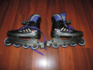 CCM  Cyclone youth rollerblade