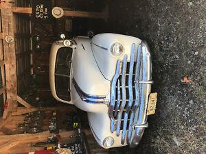 Pontiac Silver Streak 1948 modèle canadien