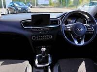 2019 Kia Ceed 1.4T GDi ISG 3 5dr Hatchback Petrol Manual