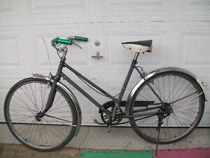 10 Bikes for adults / 10 Vélos pour adultes