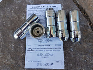 Lock set for F150. West Island Greater Montréal image 1
