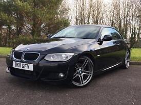 2011 BMW 3 Series 320d M Sport 2.0 TD