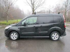 2015 Ford Transit Connect Limited Panel Van Diesel Manual