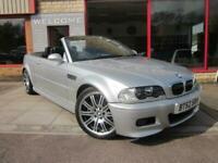 2003 BMW M3 M3 2dr CONVERTIBLE Petrol Manual