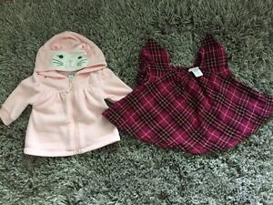 Cute Baby Girl Fall clothes