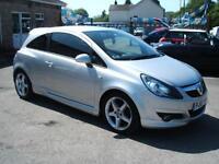2010 Vauxhall/Opel Corsa 1.4i 16v SRi **63k / New MOT**