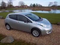 2014 / 14 Nissan Leaf E ( 80kw ) Auto 2013MY Visia