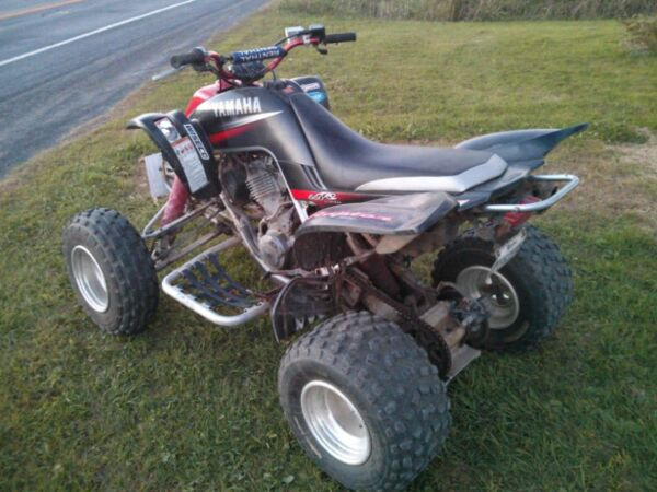 Used 2003 Yamaha Raptor