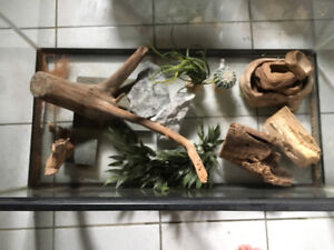 Large Critter Cage and Accessories