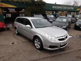 Vauxhall/Opel Vectra 1.8i VVT ( 140ps ) 2009 Exclusiv ESTATE EXCELLENT