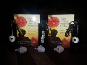 Earpeace - High Fidelity Earplugs