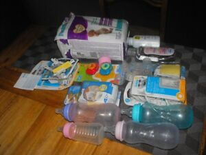 Baby pack of items