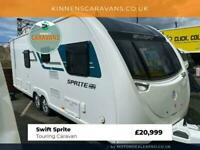 2019 Swift Sprite Touring Caravan
