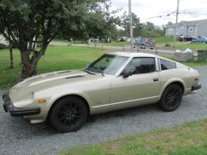 1979 datsun 280zx sell or trade